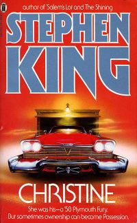 christine stephen king book - photo #15