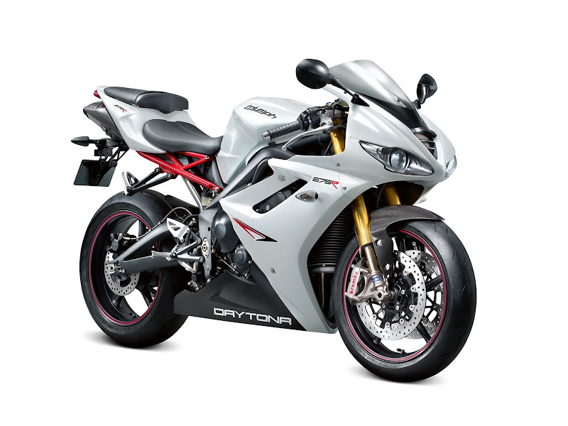 2011 Triumph Supersports Daytona 675R