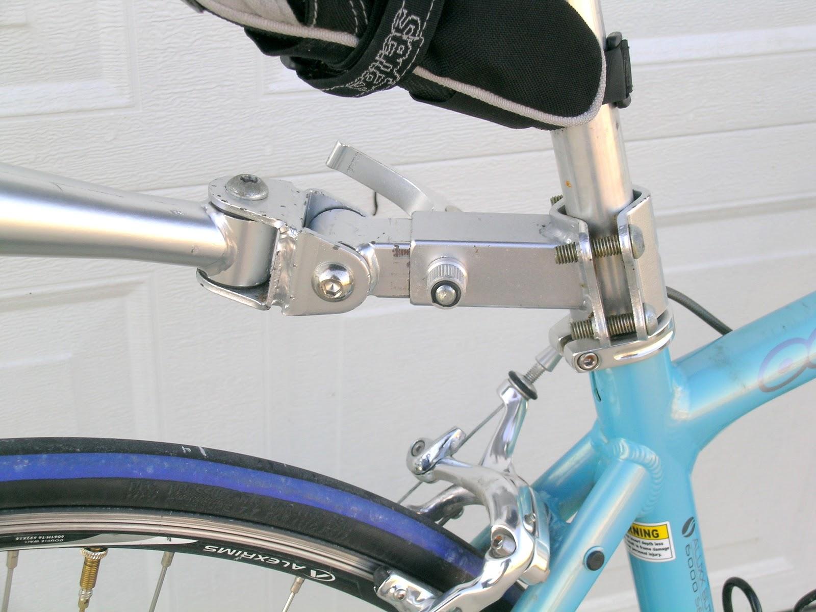 [6d366e] Copilot Bike Seat Instruction Manual .