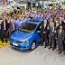 Volkswagen chega à marca de 22 milhões de veículos em fábrica no PR
