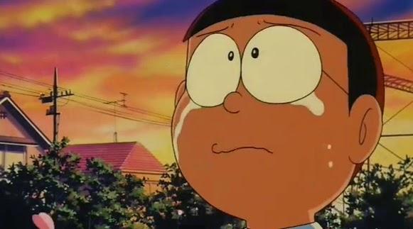 Stand by Me Doraemon Sad