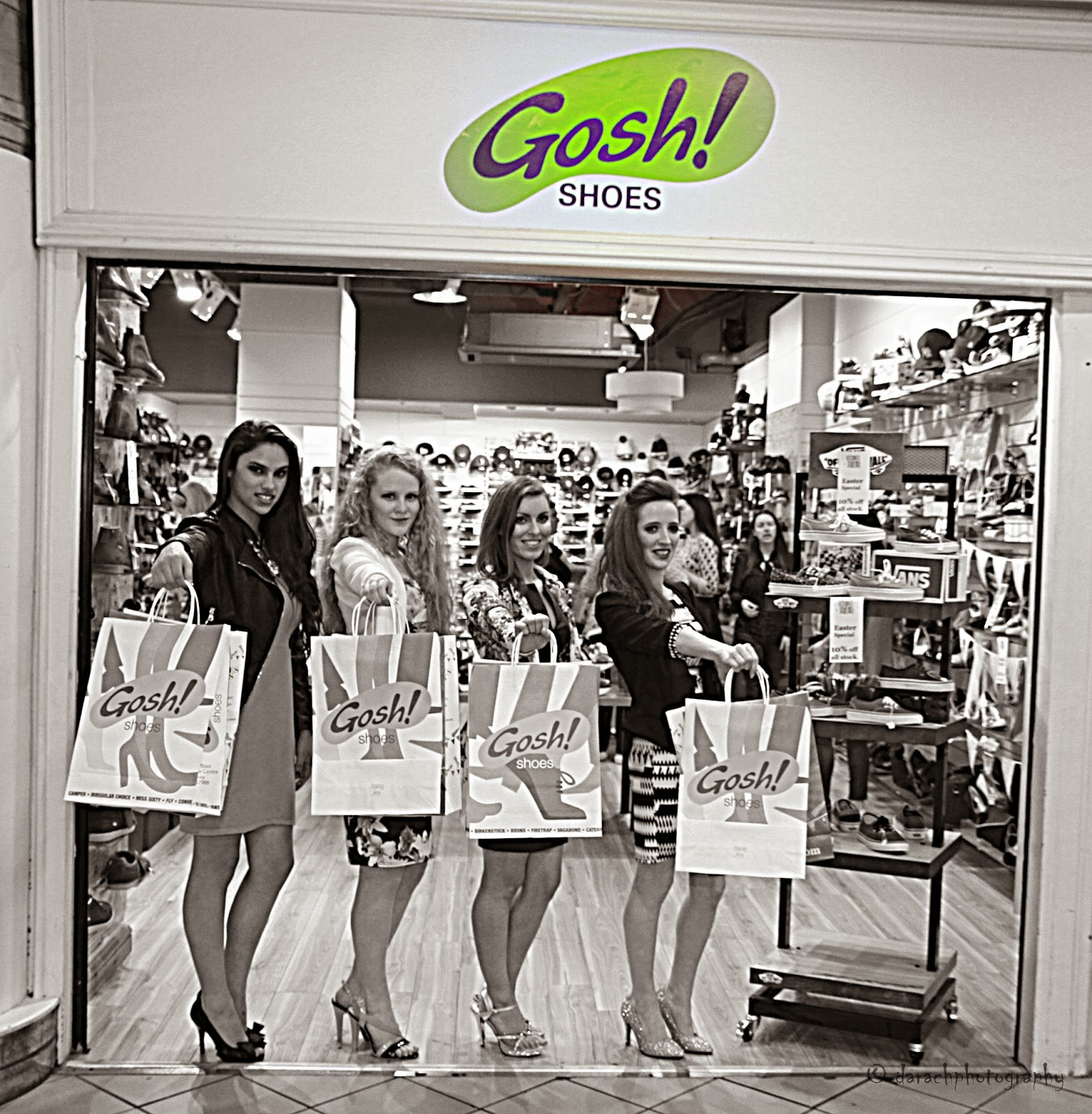 Gosh Shoes Galway