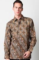 Model Baju Koko Batik Terbaru