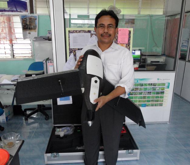 Latest Tech UAV