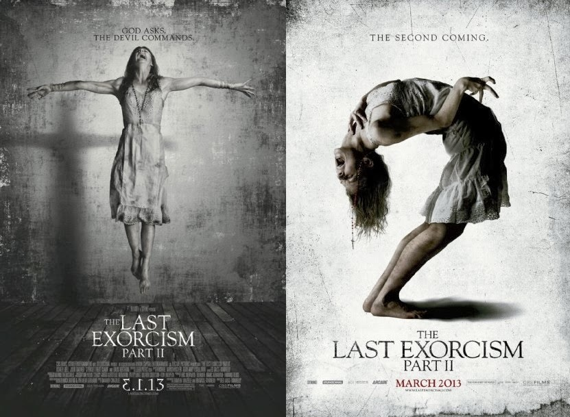 Film The Last Exorcism Part II (2013)
