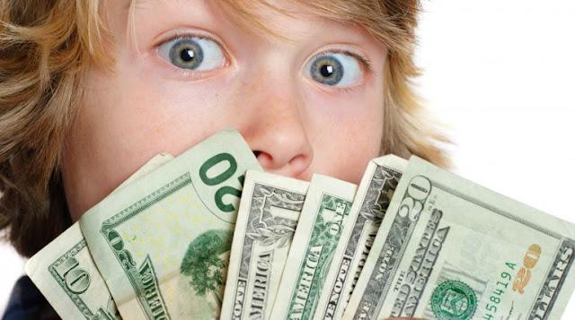 Affluenza, doença que afeta só filhos de famílias ricas