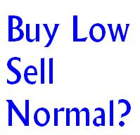 Buy Low, Sell Normal