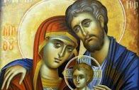 Η προβληματική εικόνα της αγίας οικογένειας