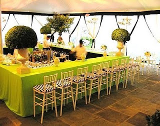 updatefashion: wedding tent decorations