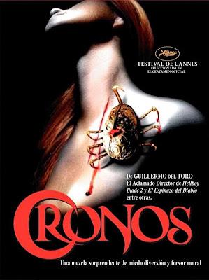 Cronos (La invención de cronos) (1993) [Latino]