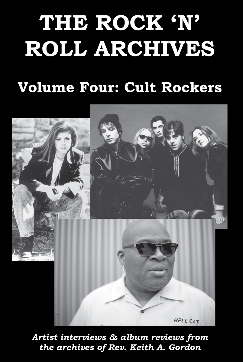 The Rock 'n' Roll Archives, Volume Four: Cult Rockers