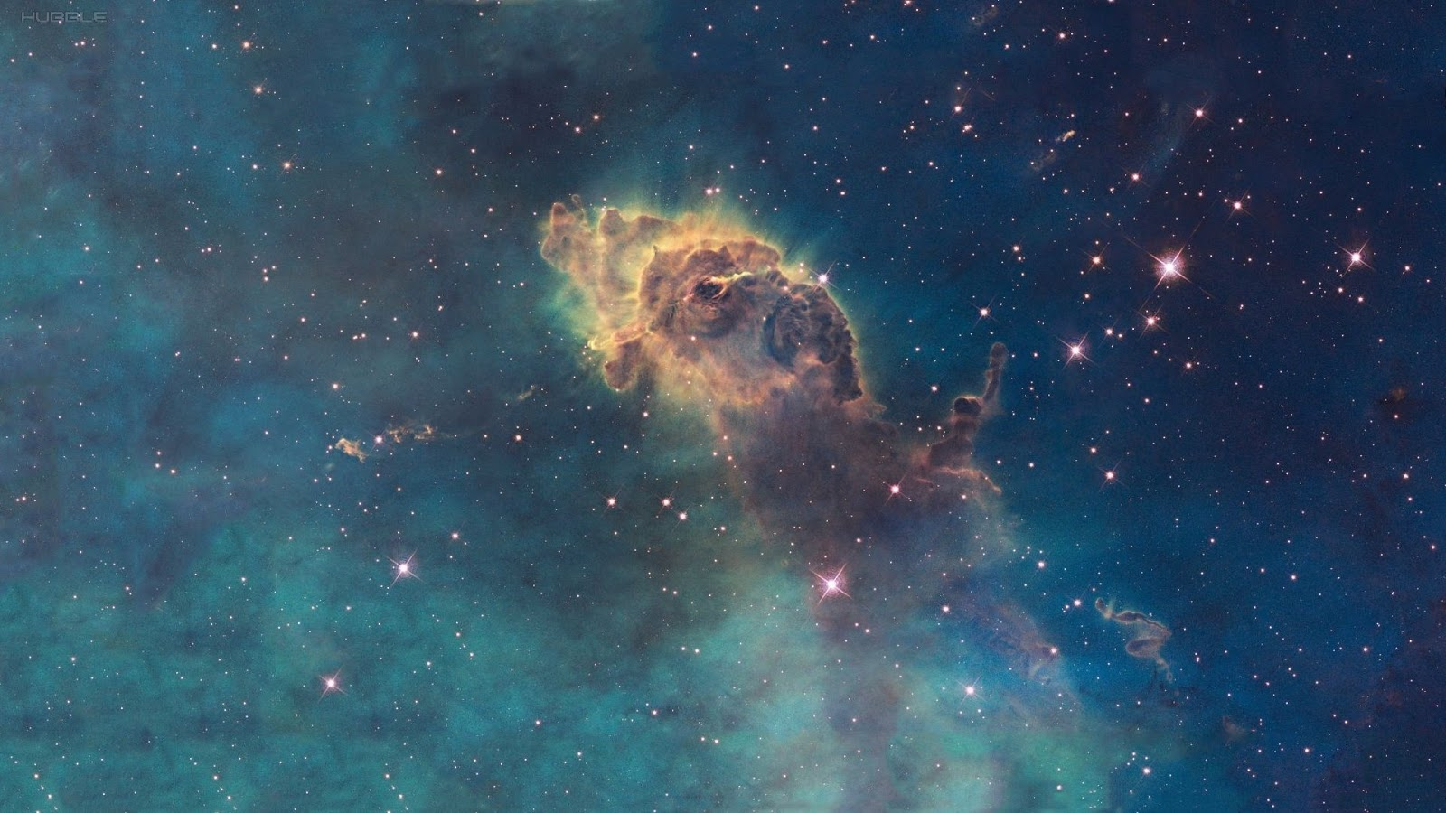 carina nebula - wallpaper hd | earth blog