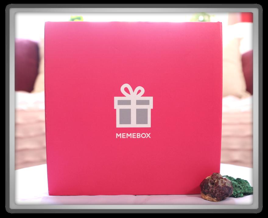 겟잇뷰티박스 by 미미박스 memebox beautybox # Memebox special #48 Rose Edition unboxing review box