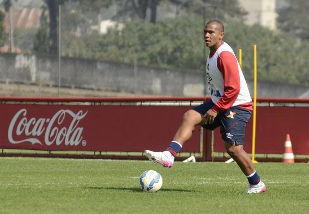 Walter deve ser vigiado de perto pelos jogadores do Galo (Foto: Bruno Baggio/Atlético-PR)