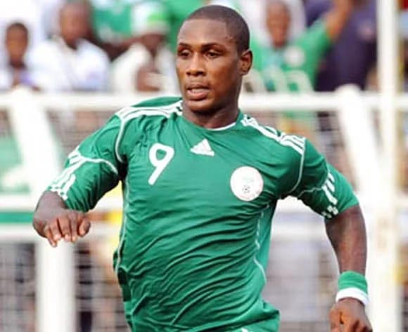 Nigeria's Odion Ighalo Wins Best African Player Award In England