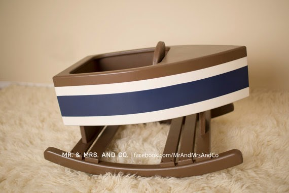 Nautical by Nature: Ask Nautical by Nature: Wooden Rocking Boats