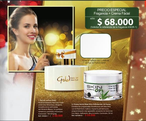 fragancia gold de cristian lay c-24-25-26 2014