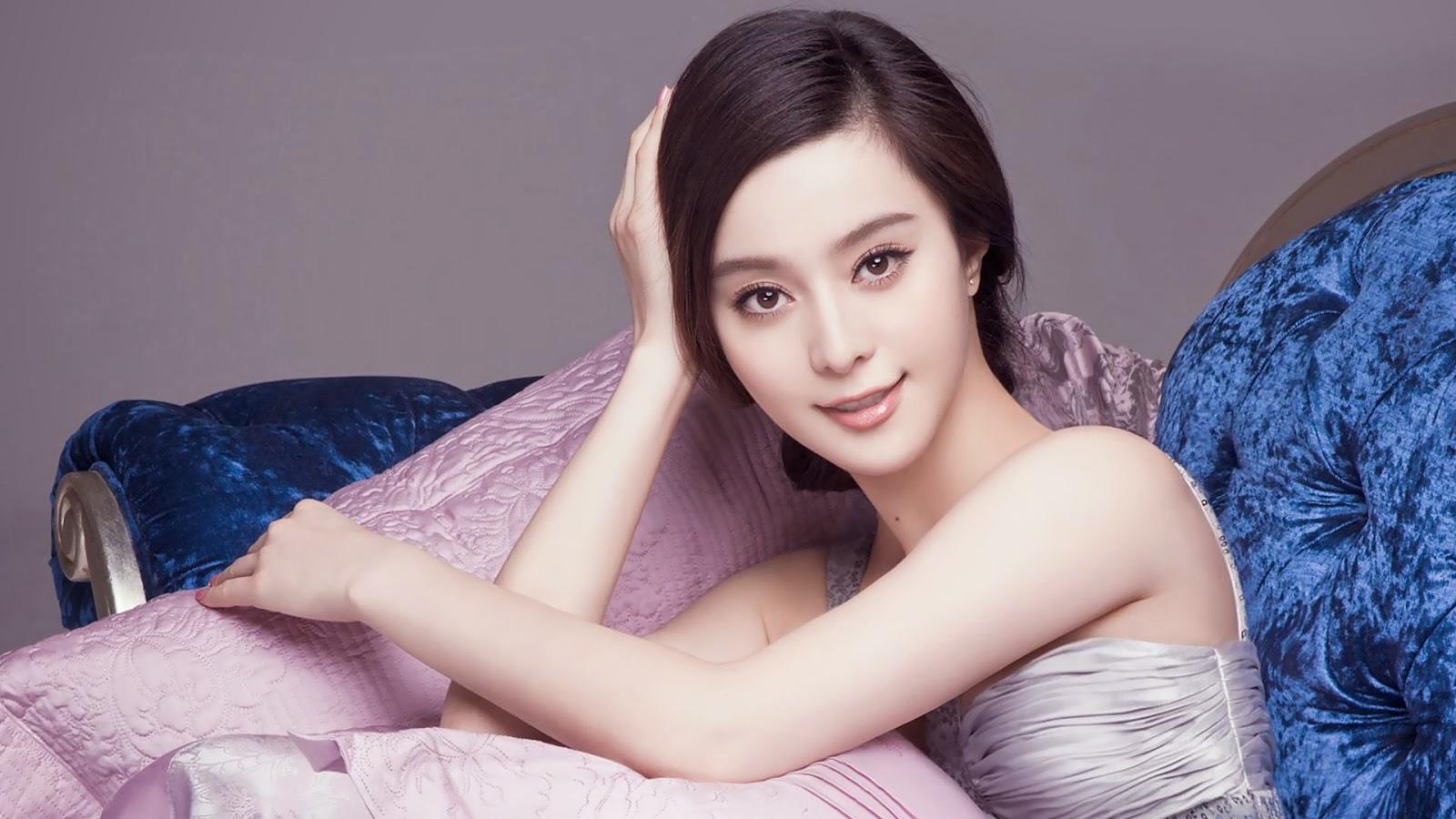 19 Wallpaper Gambar Foto Wanita Cantik Fan Bing Bing ...