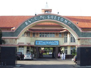 RSUD Dr Soetomo Surabaya