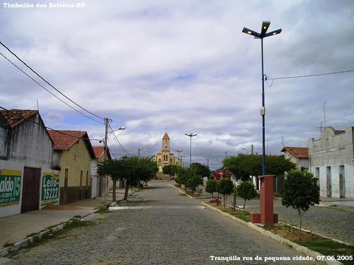 JARDIM DE PIRANHAS (RN) - BRASIL