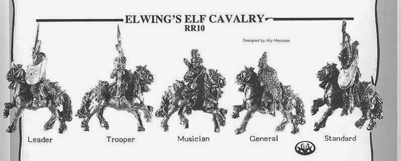 Elwing's Elf Cavalry