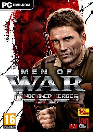 Men of War Condemned Heroes MULTi7-PROPHET