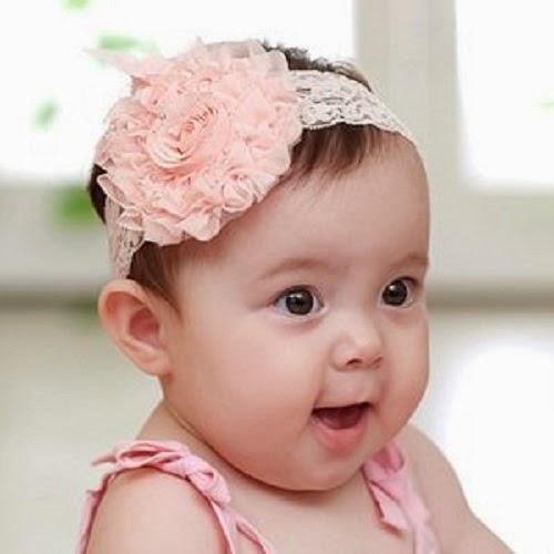 Une jolie Photo bébé photographe
