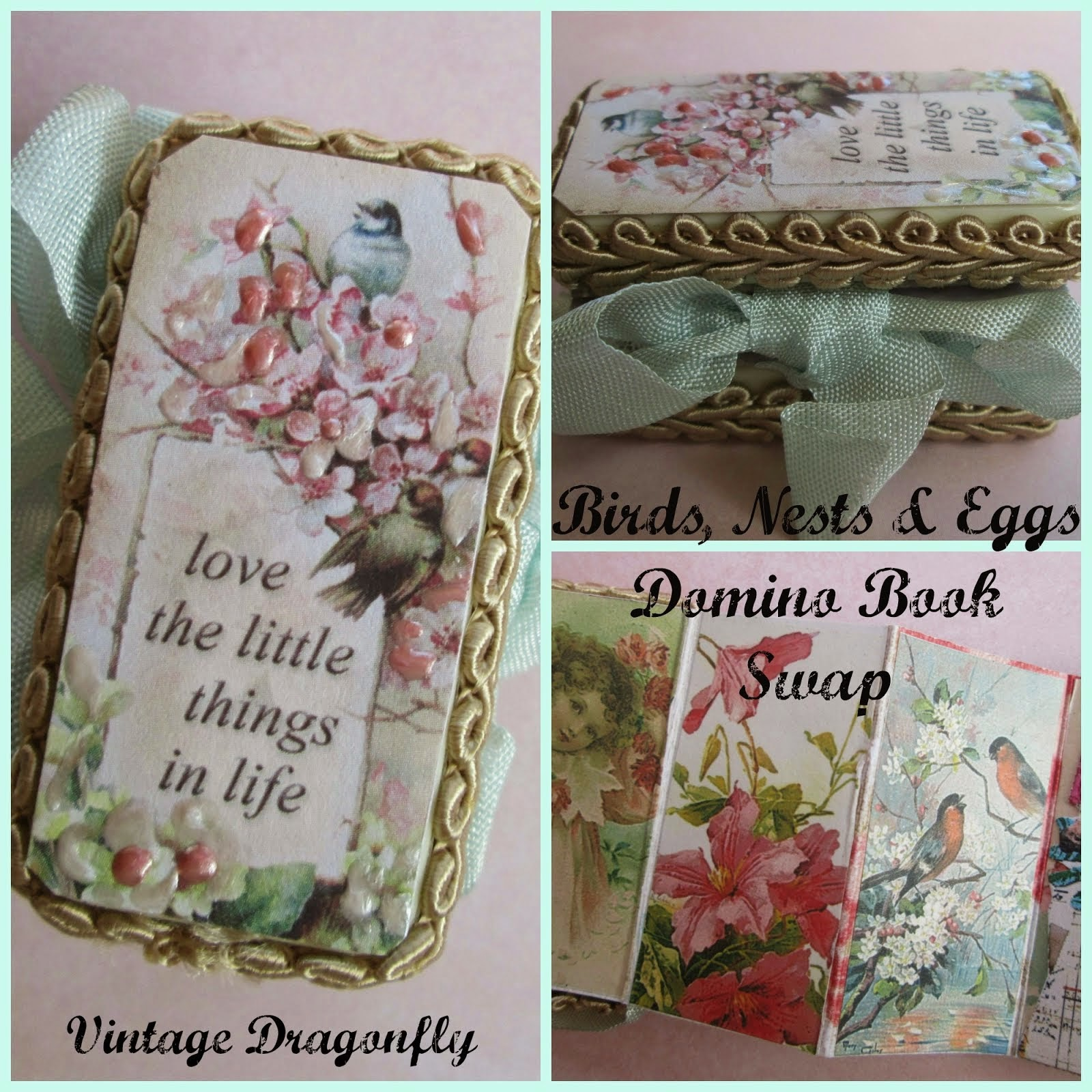 Vintage Dragonfly's  Swap