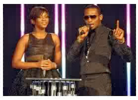D'banj & Genevieve Nnaji Rekindled Love Phony?
