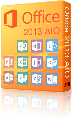 office2013.cover AIO Office Proffesional Plus 2013 v3.0, 32bits/64bits, Español, Full