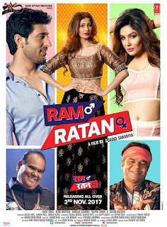 Ram Ratan 2017 Hindi Movie 170Mb hevc DVDRip