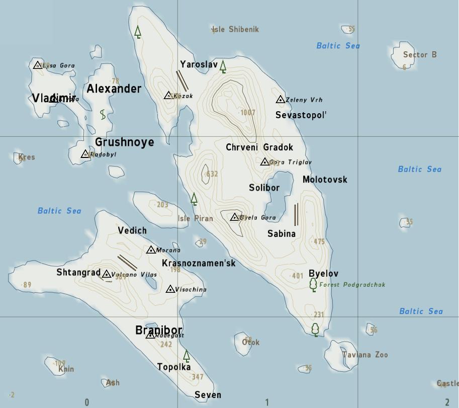 dayz epoch loot map - photo #2