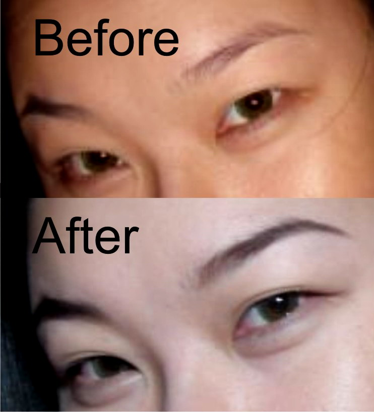 Studiobox10 How To Draw Natural Looking Eyebrows Using Eyebrow Cake