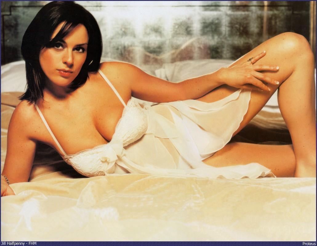 Jill halfpenny porn
