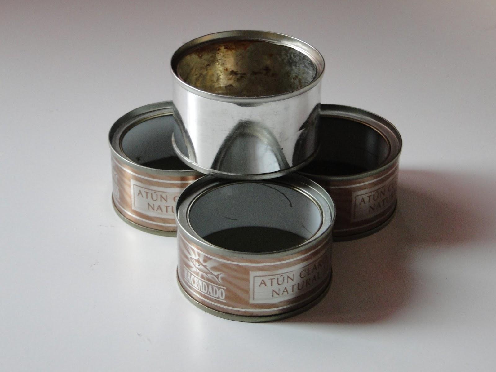 Chicasdiy reciclar latas de conservas - Reciclar latas de conserva ...