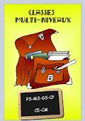 CLASSES MULTI - NIVEAUX