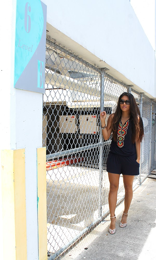miami fashion blogger, top fashion blogger, fashion, summer 2014 fashion, fashion trends summer, summer romper, romper, nanette lepore, nanette lepore romper, everything but water, aventura mall, gucci, gucci sunglasses, zara shoes, express bracelets, express, lynsee hee kyeong, style by lynsee, outfit of the day, womens clothing, what to wear in summer, what to wear during summer, miami outfits, vacation outfits, travel clothes, embellished romper, resort wear, resort clothing, swimwear, bikinis, swimming suit, sandals, accessories, mara hoffman, michael kors, luli fama