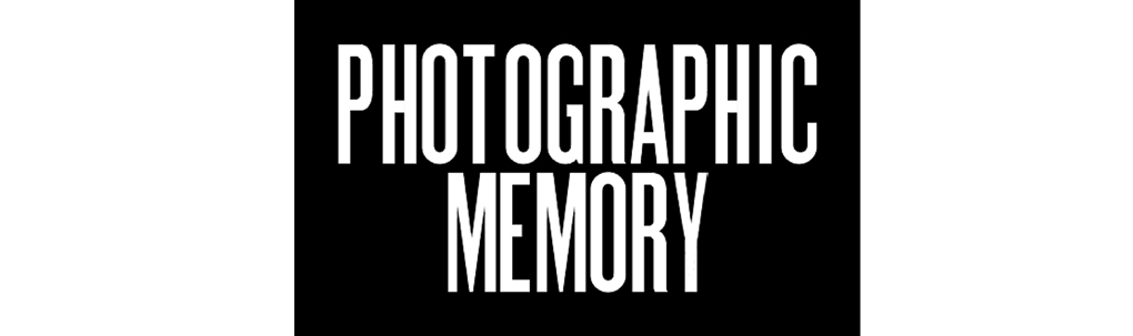 DL8 PHOTOGRAPHIC MEMORY