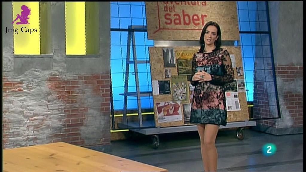 MARIA JOSE GARCIA, LA AVENTURA DEL SABER (16.12.15)