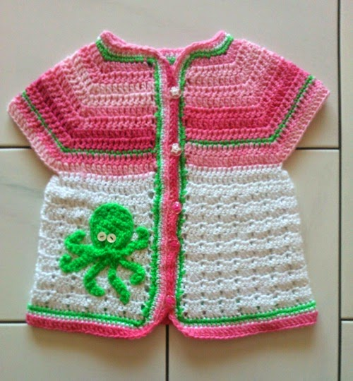 Free Crochet Pattern Short Sleeve Sweater : My Hobby Is Crochet: Crochet by You (part 5) using Free ...