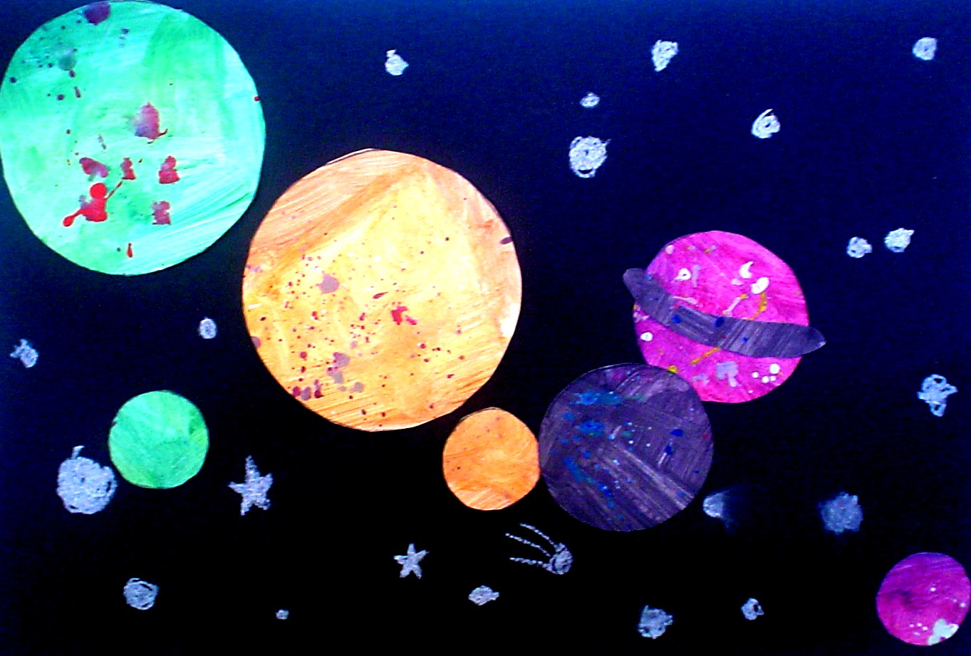 6th grade solar system powerpoints - photo #28