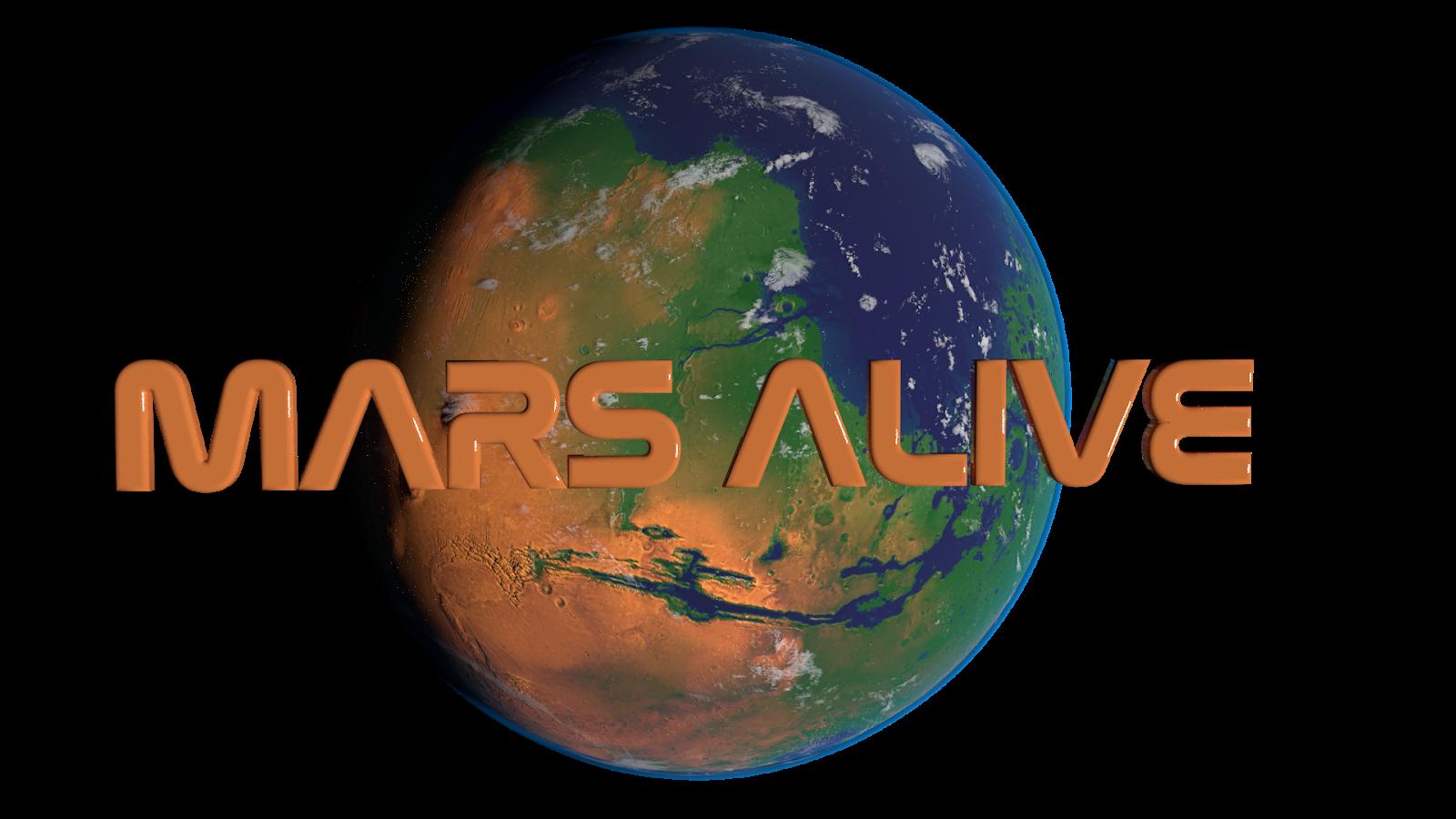Mars Alive