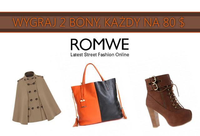 KONKURS ROMWE.COM