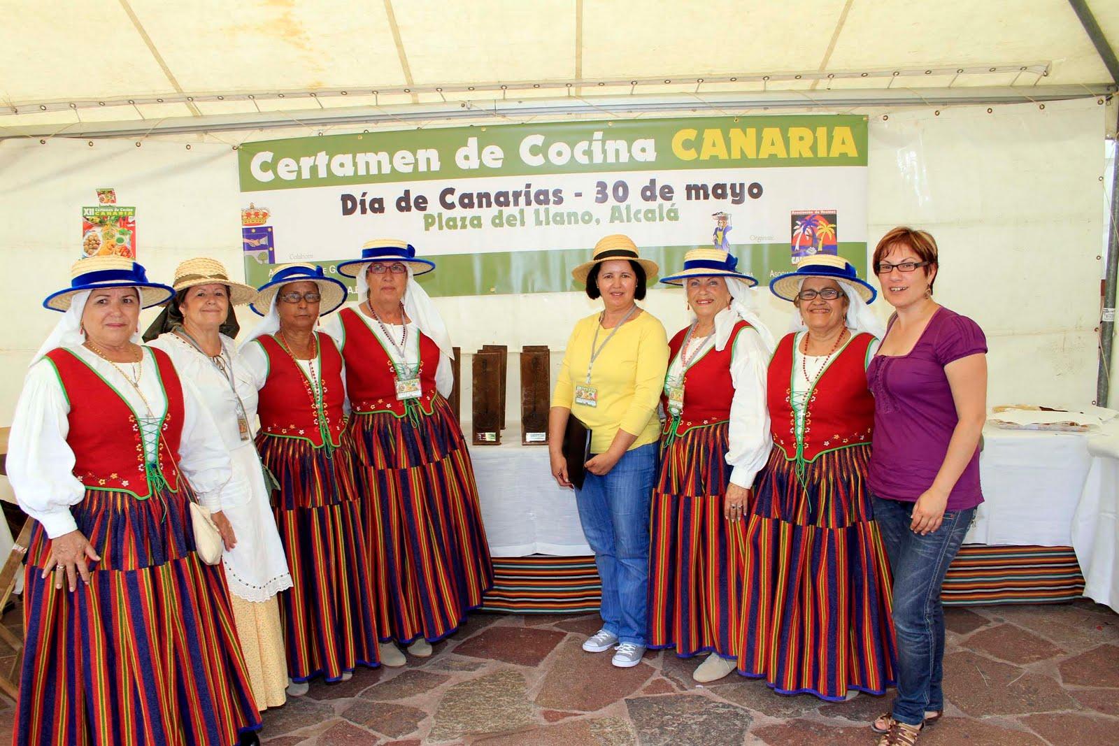 feria artesania canaria 2007: