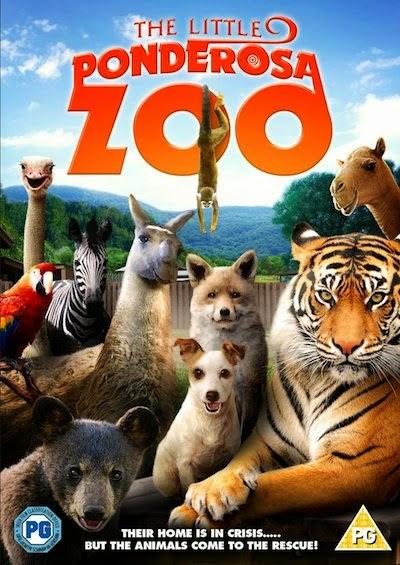 The Little Ponderosa Zoo (2014) DVDRip 375MB