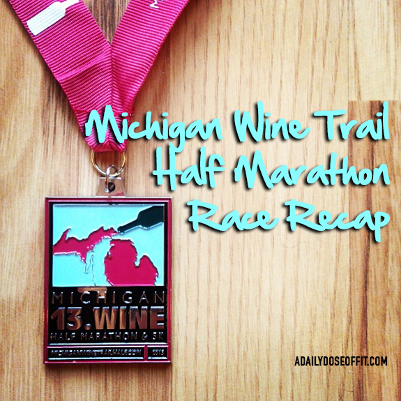 run Michigan, Pure Michigan, Southwest Michigan, race medal