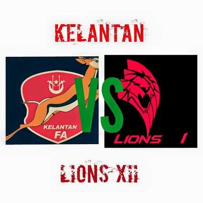 kelantan lions xii