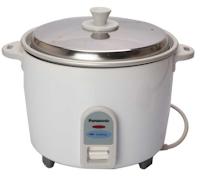 Panasonic SR-WA10 2.7-Litre 550-Watt Automatic Rice Cooker for Rs 1099 :Buytoearn