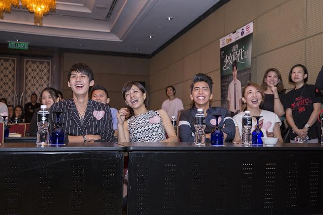 our times dino lee vivian sung darren wang one world hotel malaysia