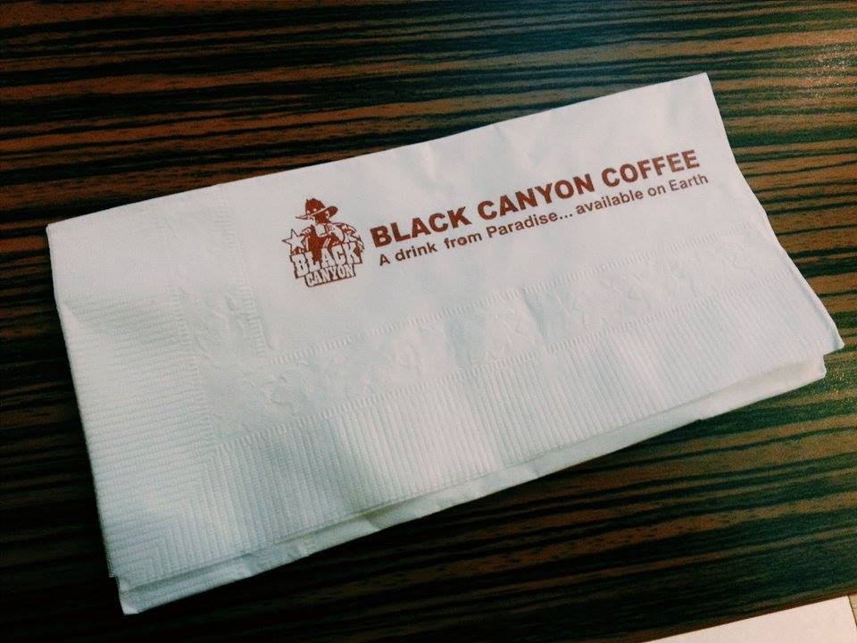 BLACK CANYON di Palm Mall,Seremban